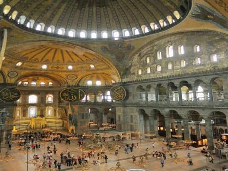 Nha tho Hagia Sophia